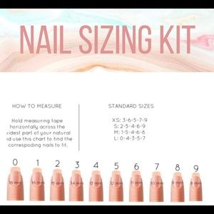 Makeup - Posh Press on Nails